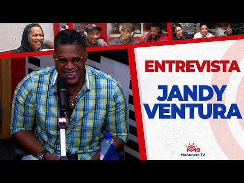 """""""El Tipo de Personas como Mi padre NO VUELVEN A NACER"""" - Jandy Ventura"""