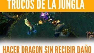 Guia League of Legends   Hacer el Dragon sin Recibir Daño, por la Academia del Invocador