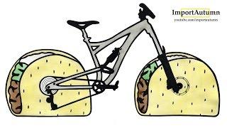 Drawing a T-Shirt Design for YT Channel 'Seth's Bike Hacks'