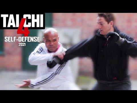 Tai Chi for Self-Defense lesson 1 | MIND BODY SPIRIT