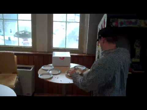 SilverTech vs. Red Arrow Diner Chocolate Cream Pie