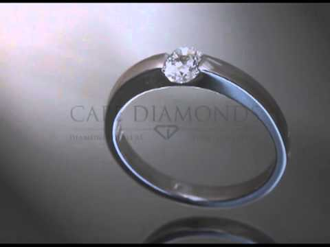 Soul ring, joel graham,platinum,engagement ring