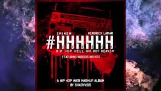 Eminem & Kendrick Lamar - Table Turned [#HHHHHH EP] (Audio) ft. J. Cole