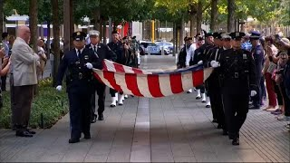 11 settembre: cerimonia a Ground Zero per le vittime delle Torri gemelle