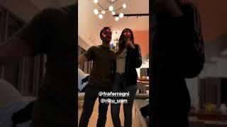 CHIARA FERRAGNI 18-02-2019 INSTAGRAM STORIES VIDEO