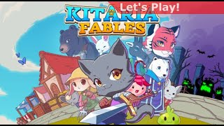 Kitaria Fables Switch gameplay