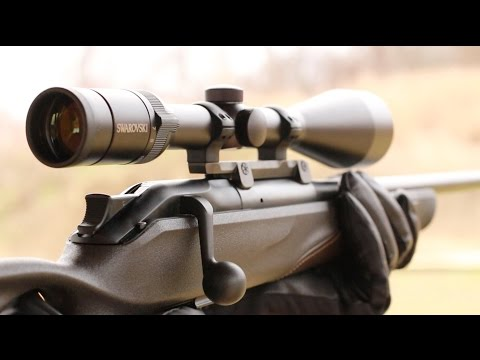 Armslist presents: The Blaser R8 (Part I) - The Mercedes S-Class of hunting rifles
