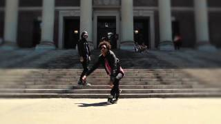 Les Twins x Kuto Films at Harvard University Campus x Boston
