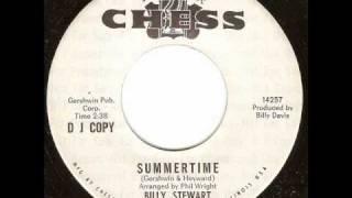 Billy Stewart - Summertime