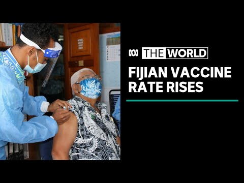 Fiji to roll back restrictions as vaccination rate rises   The World