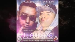 JUGUETEO MIX-DJ ARIEL(don peligro  ft  romanking