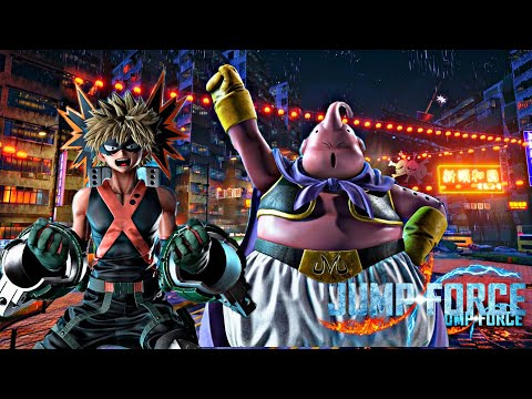 Jump Force   DLC Characters Pack Review (#2)