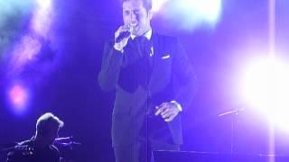 David Bustamante en Santurce 16.07.2012 - Me moría por ella