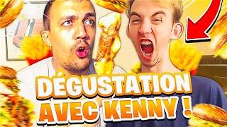 MA PLUS GROSSE DÉGUSTATION À L'ÉPOQUE AVEC KENNY