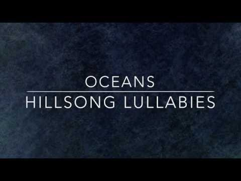 Oceans Hillsong United Solo Piano Lullaby Instrumental Cover