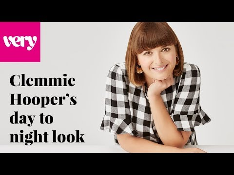 very.co.uk & Very Voucher Code video: Very.co.uk - Day to Night Look Tutorial with Clemmie Hooper