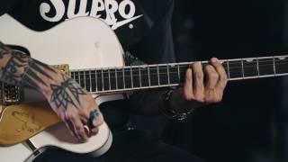 Supro Black Magick Guitar Combo Amplifier with Guns N' Roses Guitarist Richard Fortus