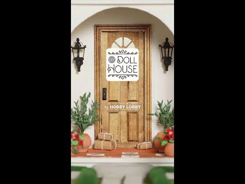 DIY Dollhouse with Hobby Lobby®