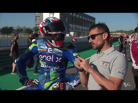 Energica MotoE Promo - Sachsenring