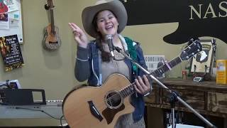 Get Along - Kenny Chesney - Twisted Cover by 13-Year-Old Ava Paige