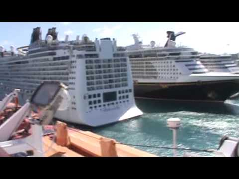 Carnival Sensation Cruise Ship DISNEY DREAM BAHAMAS ORLANDO FLORIDA USA Costa Concordia