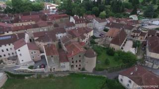 JURAMANIA DRONE. ST AMOUR