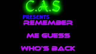 Remember Me Guess Who's Back - Jay-Z - F*ckwithmey
