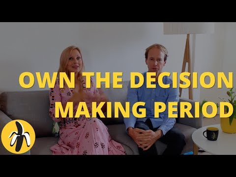 How to Own the Decision-Making Period Of Your Customers!