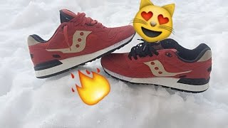 SAUCONY SHADOW 5000 REVIEW / ON FEET