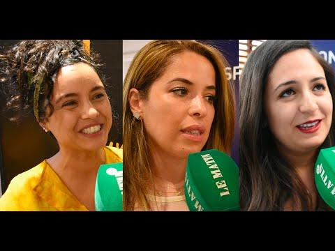 Video : 3 voix féminines résonnent à Symphonyat