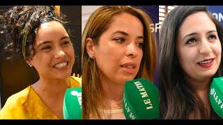 3 voix féminines résonnent à Symphonyat