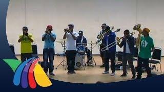 Hypnotic Brass Ensemble y la Orquesta Azteca | Noticias de Cultura