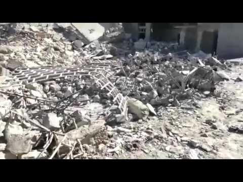 Sjukhus bombat i Jemen