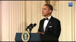 Obama's Tribute to Led Zeppelin