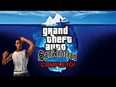 El iceberg de Gta San Andreas ! (COMPLETO)