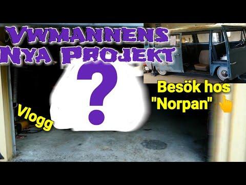 Vlogg - Vwmannens nya projekt & besök hos