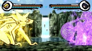 Naruto Shippuden: Struggle Ninja MUGEN HD [Download]