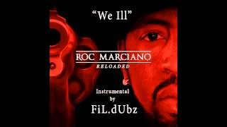Roc Marciano- We Ill Instrumental (FiL.dUbz Remake)