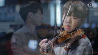 'Who's It Gonna Be' violin cover – Jun Sung Ahn JunCurryAhn
