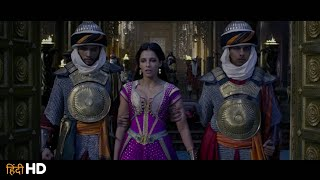 Speechless' Hindi Video Song By Naomi Scott | Disneys' Aladdin 2019