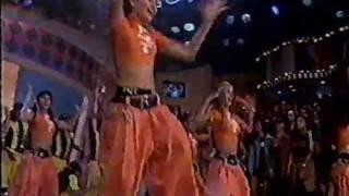 """Andrezza dublando a Diane em """"Planeta Dance"""" - Planeta Xuxa 20/9/1997"""
