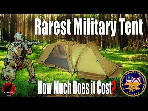 Rarest Military Tent in the World - Nemo Coda 1.5 SE