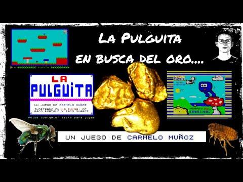 Canal Homebrew: La Pulguita (Carmelo Muñoz) Spectrum