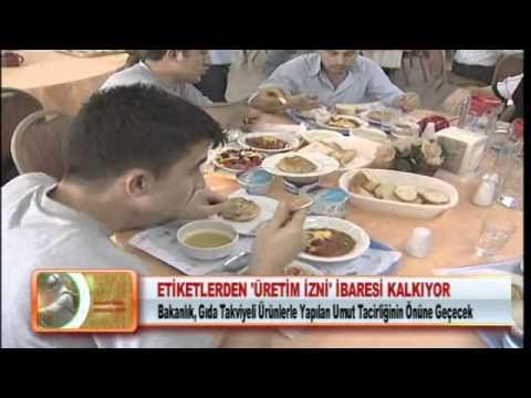 ETİKETLERDEN 'ÜRETİM İZNİ' İBARESİ KALKIYOR 20 02 2012