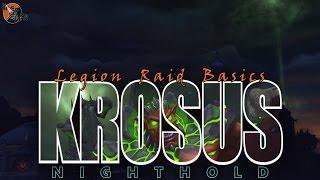 Krosus: Two Minute Tips | Normal/Heroic | Legion Raid Basics