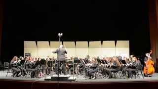 TAB Wind Ensemble MusicFest Canada Nationals 2015: Whirlybird
