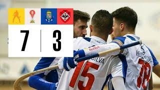 Resum del FC Porto 7-3 UD Oliveirense