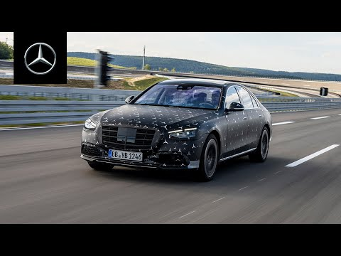 Meet the S-Class DIGITAL: Innovation by intelligence