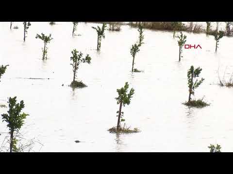 Yılın  yağış 'rekoru' kırıldı