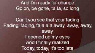 Rihanna - Fading With Lyrics [New Album 2010] Loud